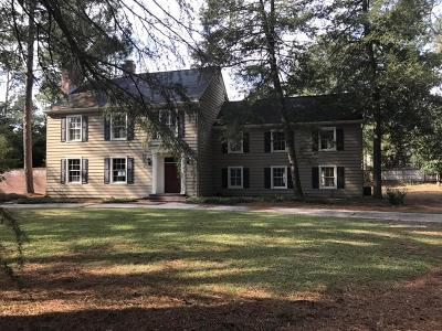 Pinehurst Single Family Home For Sale: 150 Frye Road
