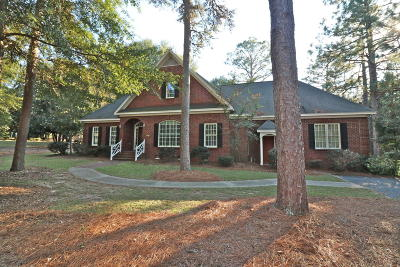 Pinehurst Single Family Home For Sale: 890 Donald Ross Drive