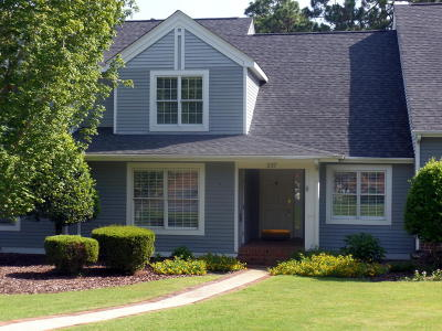 Southern Pines NC Condo/Townhouse For Sale: $207,500