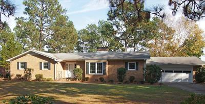 Whispering Pines Single Family Home Active/Contingent: 17 Par Drive