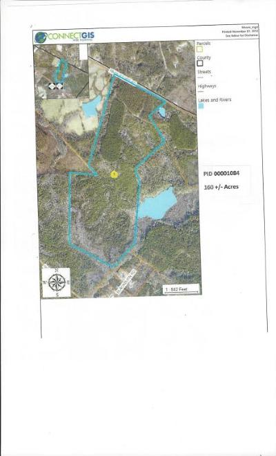 Residential Lots & Land For Sale: 2405 Page Store Rd