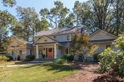 Southern Pines Single Family Home For Sale: 920 E Massachusetts Avenue