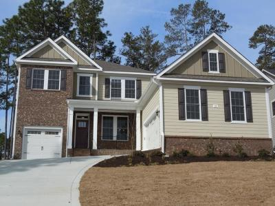 Southern Pines Single Family Home For Sale: 84 Plantation Dr