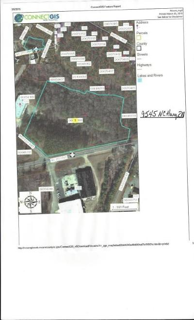 Commercial For Sale: 9545 E Nc Highway 211