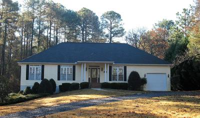 Single Family Home Sold: 123 Overlook Drive