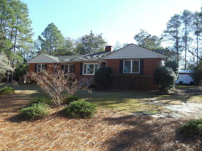 Aberdeen Single Family Home For Sale: 726 N Chapin Road