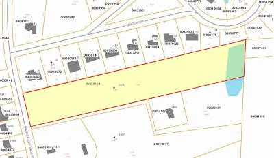 Whispering Pines Residential Lots & Land Active/Contingent: 3451 Niagara-Carthage Road