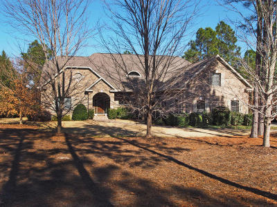 Pinehurst NC Single Family Home For Sale: $635,000