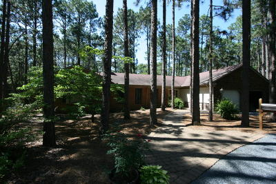 Southern Pines Single Family Home For Sale: 410 Fairway Drive