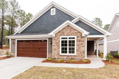 Aberdeen Single Family Home For Sale: 161 Keowee Circle
