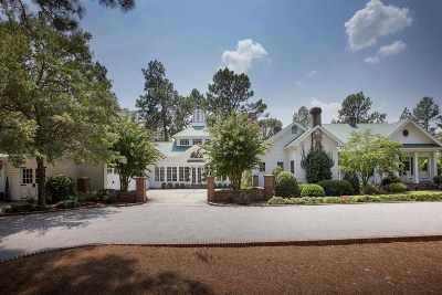 Pinehurst Single Family Home For Sale: 1382 Linden Road