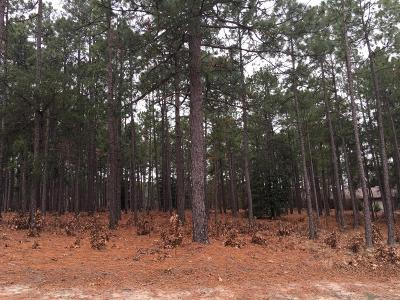 Pinewild Cc Residential Lots & Land Active/Contingent: 23 Whitehaven Drive