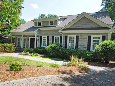 Pinehurst, Southern Pines Single Family Home Active/Contingent: 11 Village Lane