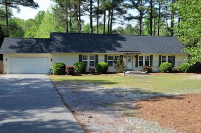 Whispering Pines Single Family Home Active/Contingent: 1360 Rays Bridge Road