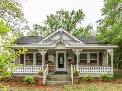 Cameron Single Family Home For Sale: 509 Carthage Street
