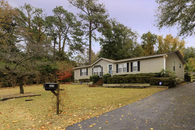 Southern Pines Single Family Home For Sale: 245 N Leak Street