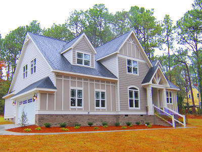 Southern Pines NC Single Family Home Sold: $369,900