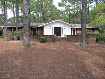 Pinehurst NC Single Family Home For Sale: $265,000