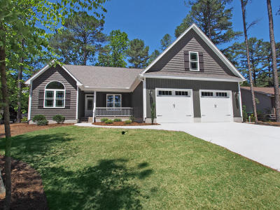 Pinehurst, Raleigh, Southern Pines Single Family Home Sold: 45 Gingham Lane