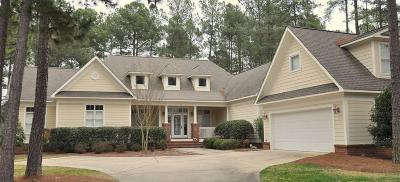 Pinehurst, Southern Pines Single Family Home For Sale: 12 Wellington Drive