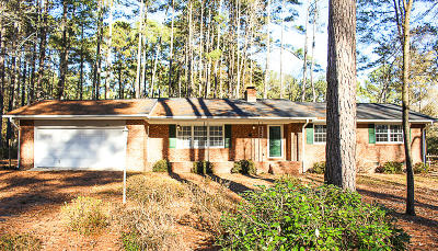 Highland Trails Single Family Home Active/Contingent: 241 Heather Lane