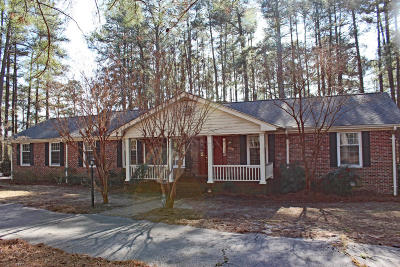 Carthage Single Family Home Active/Contingent: 389 Brinkley Road