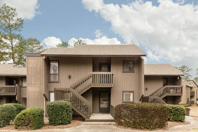 Pinehurst Condo/Townhouse Active/Contingent: 10 Pine Tree Road #224
