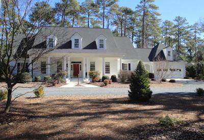 Pinehurst Single Family Home For Sale: 350 Quail Run