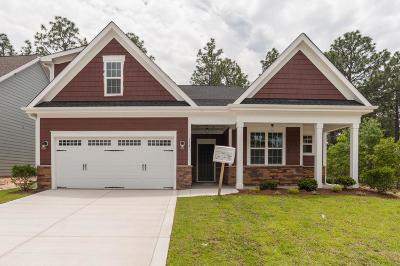 Legacy Lakes Single Family Home Active/Contingent: 154 Warren Lake Road