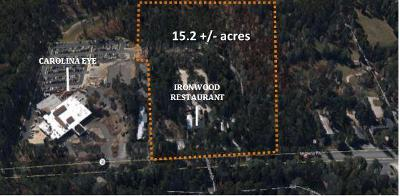 Moore County Commercial For Sale: 2176 Midland Road