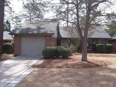 Pinehurst NC Single Family Home Sold: $179,000