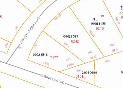Pinehurst Residential Lots & Land For Sale: 323 Juniper Creek Boulevard