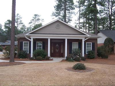Pinehurst NC Single Family Home Sold: $223,000