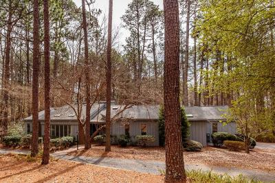 Pinehurst NC Single Family Home For Sale: $298,000