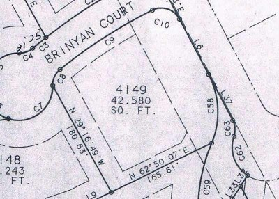 Pinewild Cc Residential Lots & Land For Sale: 13 Brinyan Court