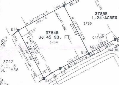 Pinewild Cc Residential Lots & Land For Sale: 24 Kilbride Drive