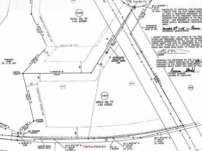Pinewild Cc Residential Lots & Land For Sale: 18 Sarclet Court