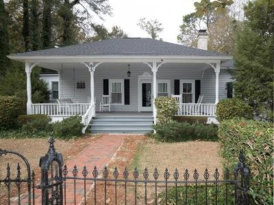Pinehurst, Southern Pines Single Family Home For Sale: 85 Cherokee Road