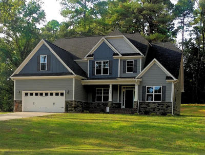 Whispering Pines Single Family Home For Sale: 115 Harper Lane