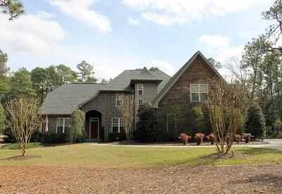 Pinehurst Single Family Home Active/Contingent: 180 Donald Ross Drive