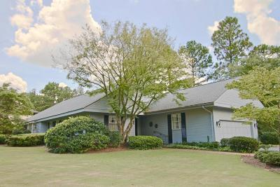 Pinehurst NC Single Family Home For Sale: $365,000