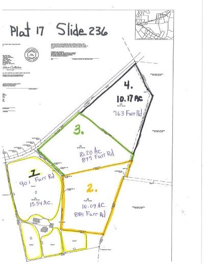 Residential Lots & Land For Sale: 763 Furr Road