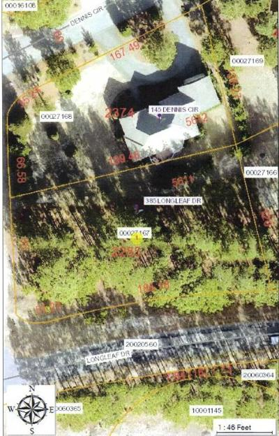 Residential Lots & Land For Sale: 385 Longleaf Drive