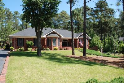 Pinehurst Single Family Home Active/Contingent: 50 Magnolia Avenue
