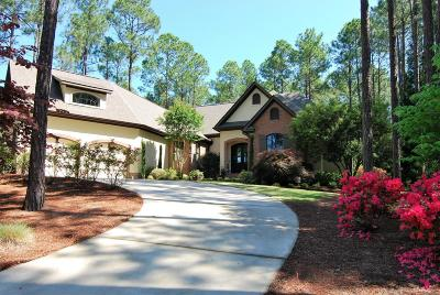 Pinehurst, Southern Pines Single Family Home For Sale: 212 Plantation Drive