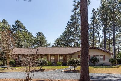 Whispering Pines Single Family Home For Sale: 2223 Airport Rd Road