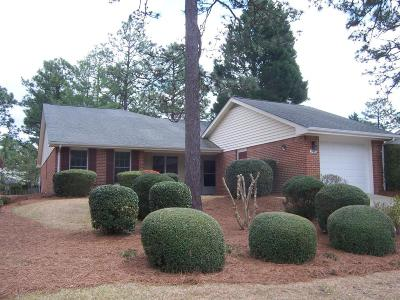 Pinehurst NC Single Family Home Sold: $197,500