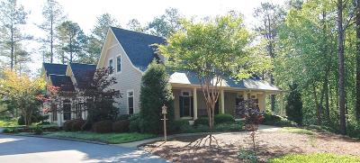 Pinehurst, Southern Pines Single Family Home For Sale: 42 Chestertown Drive