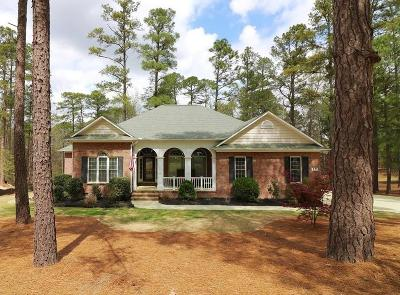 Pinehurst Single Family Home For Sale: 27 Hampshire Lane