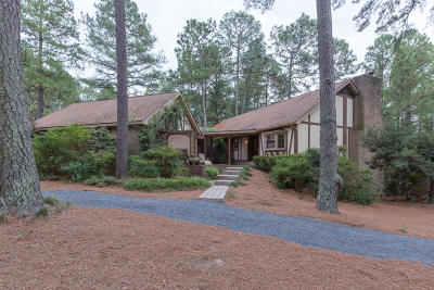 Pinehurst NC Single Family Home For Sale: $329,000